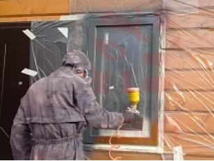 Технология окраски ПВХ (Paint for PVC)