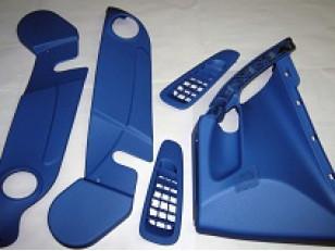 Технология окраски пластика АБС (ABS), полистирола (PS)