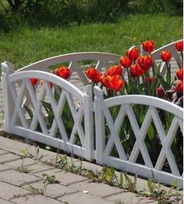 Формы для оградок из бетона - Tricolor