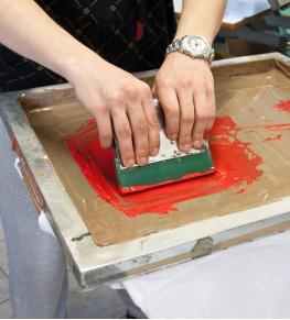 Краски для шелкографии - Tricolor