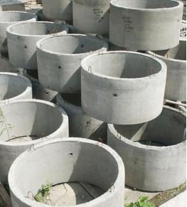 Формы для бетонных колец - Tricolor