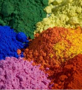Железоокисные пигменты - Tricolor