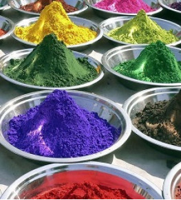 Органические пигменты - Tricolor