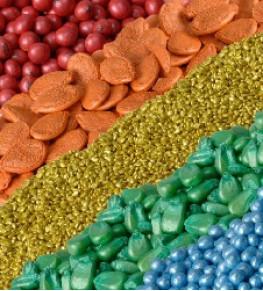 Краска для семян - Tricolor