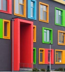 Краска для фасада - Tricolor