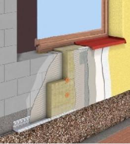 Системы утепления фасадов - Tricolor