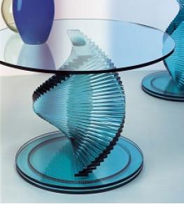 Стеклянные столы - Tricolor