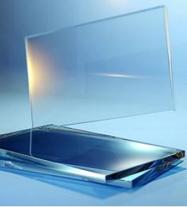 Прозрачное стекло - Tricolor