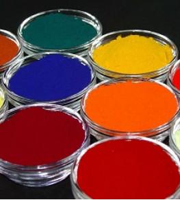 Неорганические пигменты - Tricolor