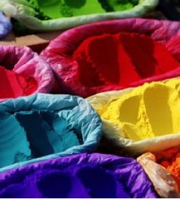 Активные красители - Tricolor