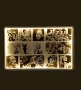 Светящиеся панели - Tricolor