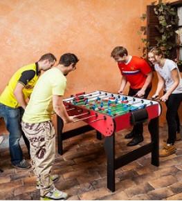 Футбольные столы - Tricolor