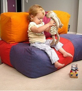 Игровая мягкая мебель - Tricolor