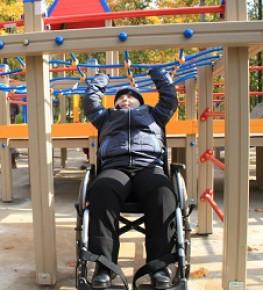 Оборудование для детей с ограниченными физическими возможностями - Tricolor