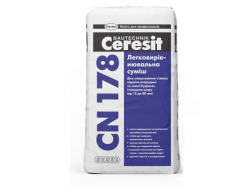 Купить Легковыравниваемая смесь Ceresit CN 178
