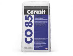 Добавка для устройства стяжек со звукоизоляционным эффектом Ceresit CO 85