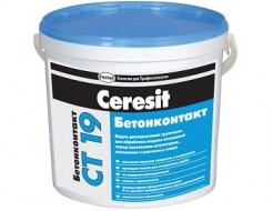 Грунтовка адгезионная Бетонконтакт Ceresit CT 19