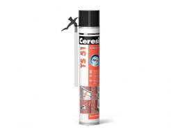 Купить Пена монтажная Ceresit TS 51 всесезонная (Стандарт)