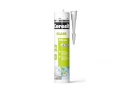 Герметик силиконовый Ceresit CS 23 для стекла прозрачный