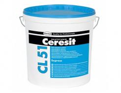Купить Однокомпонентная гидроизоляционная мастика Ceresit CL 51