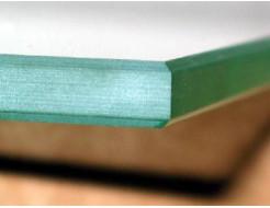 Купить Шлифовка кромки стекла прямолинейная 12 мм