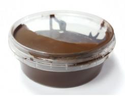 Купить Краска пластизольная коричневая