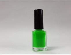 Лак для ногтей флуоресцентный зеленый - интернет-магазин tricolor.com.ua