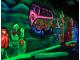 Краска флуоресцентная AcmeLight для бетона зеленая