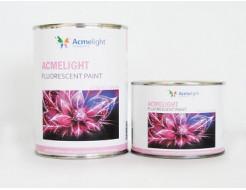Краска флуоресцентная AcmeLight для цветов оранжевая