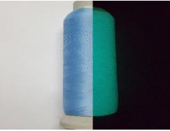 Светящаяся нитка Tricolor синяя - интернет-магазин tricolor.com.ua