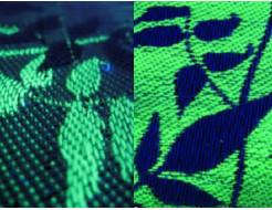 Светящаяся мулине Tricolor - интернет-магазин tricolor.com.ua