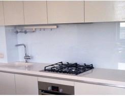 Кухонный фартук из стекла прозрачный - интернет-магазин tricolor.com.ua