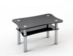 Купить Стеклянный журнальный стол JTI 003 800*500 покраска