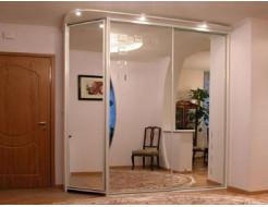 Купить Двери для шкафа купе зеркало