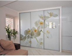 Купить Двери для шкафа купе супер чистое стекло с фотопечатью