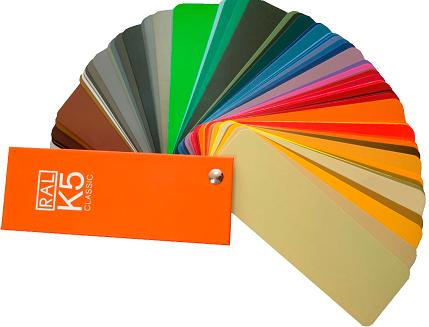 Каталог цветов RAL - K5 Classic матовый - изображение 2 - интернет-магазин tricolor.com.ua