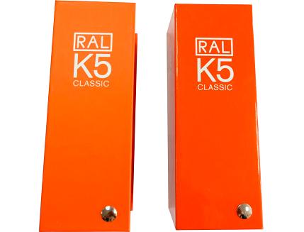 Каталог цветов RAL - K5 Classic матовый - интернет-магазин tricolor.com.ua