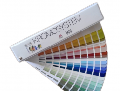 Каталог цветов NCS KROMOSYSTEM (1950 цветов)