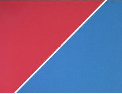 Коврик-каремат Izolon Tourist 12 красно-бело-синий - интернет-магазин tricolor.com.ua