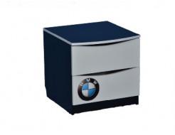 Купить Прикроватная тумба белая  BMW