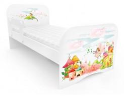 Кроватка стандарт Сказка 80х190 ДСП