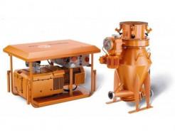 Установка PFT SILOMAT E100 пневмотранспортная 5,5 кВт