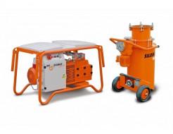 Установка PFT SILOMAT trans plus 140 пневмотранспортная 8,1 кВт