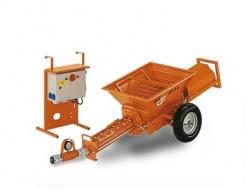 Купить Насос PFT транспортный ZP3 S 380V 7,5 кВт