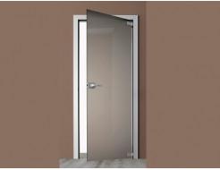 Дверь алюминиевой коробке 2 - интернет-магазин tricolor.com.ua