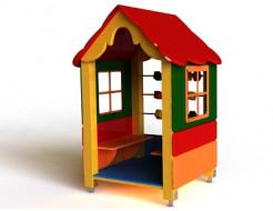 Купить Детский домик DEL003 - 1