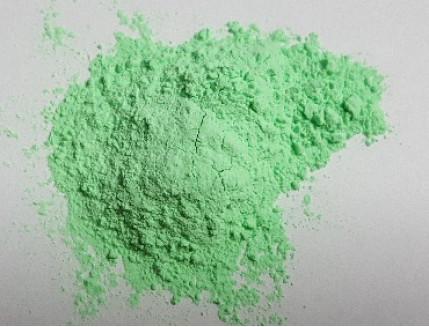Пигмент Люминофор цветной Tricolor Green зеленый - изображение 2 - интернет-магазин tricolor.com.ua