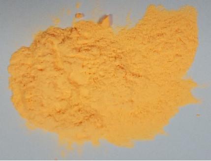 Пигмент Люминофор цветной Tricolor Yellow-Orange оранжевый - изображение 2 - интернет-магазин tricolor.com.ua