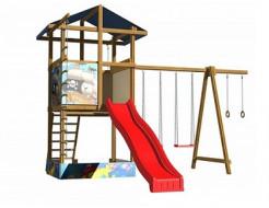 Детская площадка SportBaby-8 - интернет-магазин tricolor.com.ua