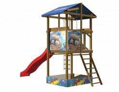 Детская площадка SportBaby-7 - интернет-магазин tricolor.com.ua